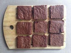 Brownies con Harina de Yuca y Aceite de Coco