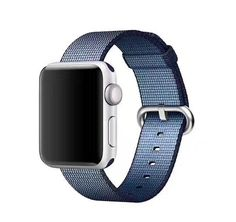 90534edef47 Apple Watch Nylon Band with Three Color Design - YCW Tech Apple Watch  Versions