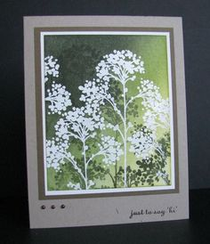 Beautiful - must CASE; Scrappin' and Stampin' in GJ