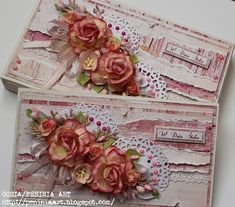Peninia Art... Card with flowers