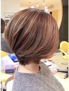 外国人風バレイヤージュのショートヘアー!_20160206_1 Short Layered Haircuts, Short Bob Hairstyles, Pretty Hairstyles, Super Short Hair, Girl Short Hair, Short Hair Cuts, Bad Hair, Hair Day, Shot Hair Styles