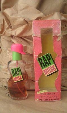 Vintage Rap Musk all Night Spray Cologne 1 oz. Parfums de Coeur ~SELLING AS IS 26169076014 | eBay