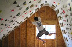 Attic Rooms - 11 Different Conversion Ideas: #1 A Space to Workout