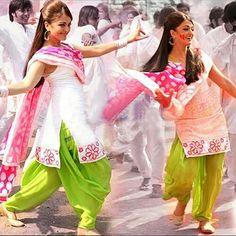 Patiala Salwar (some day)