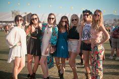 LOOKBOOK @ Coachella | LB LOG