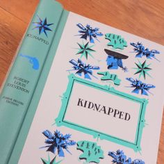 Kidnapped by Robert Louis Stevenson, 1954 Hardcover, Junior Deluxe Edition by FeeneyFinds on Etsy