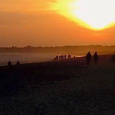 Sundown at #walberswick #beach #beachlife #sundown #sunset #suffolk #suffolkbeach #eveningbeach #girlbehindthelens15. All work copyright www.girlbehindthelens.com