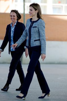 Queen Letizia of Spain Pumps