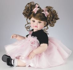 Baby Abby - Marie Osmond Doll