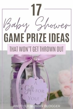 Baby Shower Game Gifts, Baby Shower Gifts For Guests, Baby Shower Prizes, Cheap Baby Shower, Simple Baby Shower, Baby Shower Fall, Baby Boy Shower, Baby Shower Games Coed, Baby Games