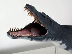 Pliosaurus macromerus 2 by Thomasotom.deviantart.com on @DeviantArt