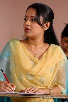 Pooja Bose in Salwar