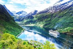 Pick the fjords next August and youngsters can hike to Pulpit Rock, a plateau some 2,000 ft above the Lysefjord, and go rafting on the Valldal River, while older generations can enjoy a serene coach trip to Tromso's Arctic Cathedral