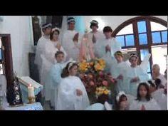 Coroação de Nossa Senhora, realizada na Capela Nossa Senhora de Sion Cenáculo da Consagração (26/05/2013) Porto Belo - SC Realização: Movimento Salvai Almas ...