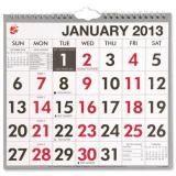 Because I still have one up for 2011 - hoping to be more organised in 2013