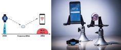 Princíp nového typu bezdrôtovej komunikácie a experimentálne zariadenie na jej…