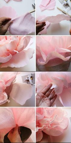 цветы своими руками мастер-класс поэтапно
