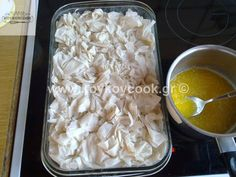 2411201634387-2 Greek Sweets, Greek Desserts, Greek Recipes, Baklava Recipe, Coconut Flakes, Cake Toppers, Recipies, Deserts, Spices