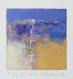 https://flic.kr/p/HDYLME | may312016 | Oil on canvas  9 cm x 9 cm  © 2016 Hiroshi Matsumoto www.hiroshimatsumoto.com