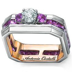Womens's Antonio Cortalli Ring