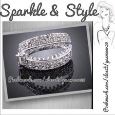 Sterling Silver Zipper Ring