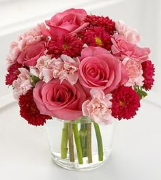 Reds & Pinks - Pretty Valentine's Day color inspiration