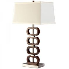 Brady Table Lamp -- Bring a little retro style to your next event. | cortevents.com