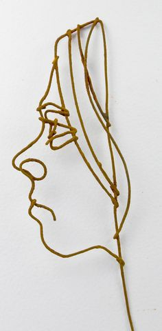 One Body, A wire based Installation on Behance