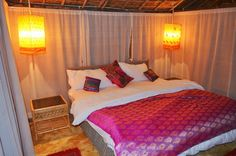 Paradise Found at Dwarka Eco Beach Resort, Goa: About the Accommodations: Beach Huts