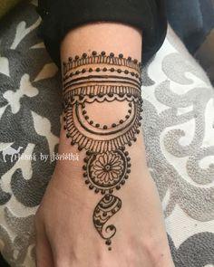 Natural Henna / Mehndi for wrist and arm . Henna by Jorietha Hand Wrist, Natural Henna, Henna Mehndi, Arm, Tattoos, Inspiration, Biblical Inspiration, Tatuajes, Arms