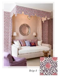 Fabrics by Muriel Brandolini | McGrath II Blog