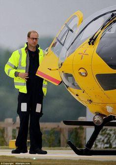 Prince William...so cute in his glasses!