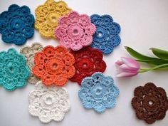 örgü çiçek motifleri-4