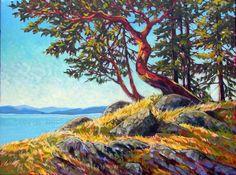 painting of janice robertson - Google Search