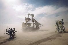 Burning Man, Victor Habchy