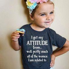 Sass!! T Shirts With Sayings, Cute Shirts, Funny Shirts, Cool Tees, Shirt Designs, Personalized T Shirts, Monogram Shirts, Vinyl Shirts, Baby Fever