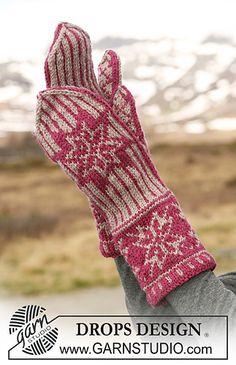 7-2_medium snowflake mittens