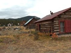 Tin Cup - Colorado Ghost Town