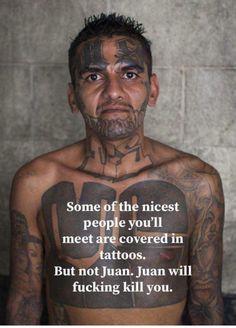 Not Juan though.