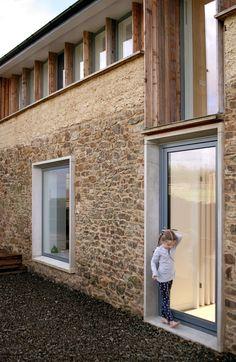 Scheune in England umgebaut / Bude Barn - Architektur und Architekten - News / Meldungen / Nachrichten - BauNetz.de