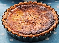 Tortinha de maracujá brûlé   Creme Brûlé and passion fruit pie (Foto: StockFood /Great Stock!)