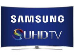 """Smart TV Nano Cristal 3D Curva 78"""" Samsung - UN78JS9500GX Ultra HD 4K 4 HDMI 3 USB Wi-Fi com as melhores condições você encontra no Magazine Jsantos. Confira!"""