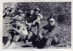 camp d'entrainement commandos nord-vietnam Commando 32