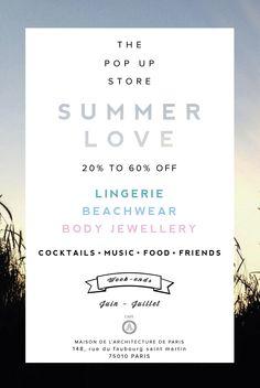 Pop up store lingerie. #french lingerie #luxury lingerie