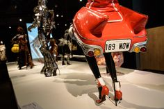 World of WearableArt™   Opened at EMP July 2, 2016; Currently Installed