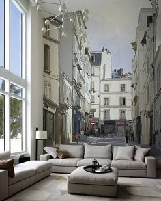 Una impresionante idea para decorar una pared de tu salón con una foto de tu lugar favorito y sentirte libre... #trucos #living #lifestyle #onetofollow #homedecor #room #decoracion #decor #photo #archilovers #arquitectura #blogger #luxurydesign #vinilos #details #instacool #instadesign #instalike #architect #inspiration #interiorismo #trucosdecasa #like4like #instagram #decorativo #diseño #love #interiordesign #fashion #mujeres más en: trucosencasa.blogspot.com.es http://ift.tt/1X1dKK2 decor…