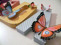 Castaliaz // Koristele pahvikirjaimista kivoja sisustuselementtejä // Decorate craft letters to make unique decorations