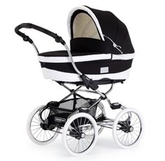 Bebecar Stylo Class se, Available as a Pram