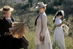 A Room With A View - Judi Dench, Maggie Smith and Helena Bonham-Carter