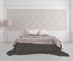 Tapeten im Schlafzimmer; Jette Vliestapete 339246